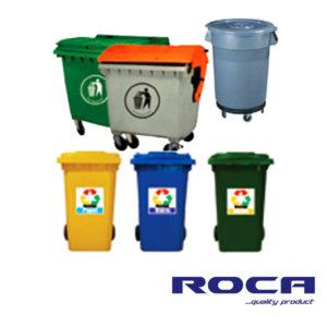 Contenedores ROCA